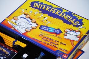 Juegos de mesa - Opinón e información - Interferencias