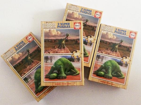 jueguetes el viaje de arlo puzzles