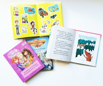 libros mcdonald´s Happy Meal