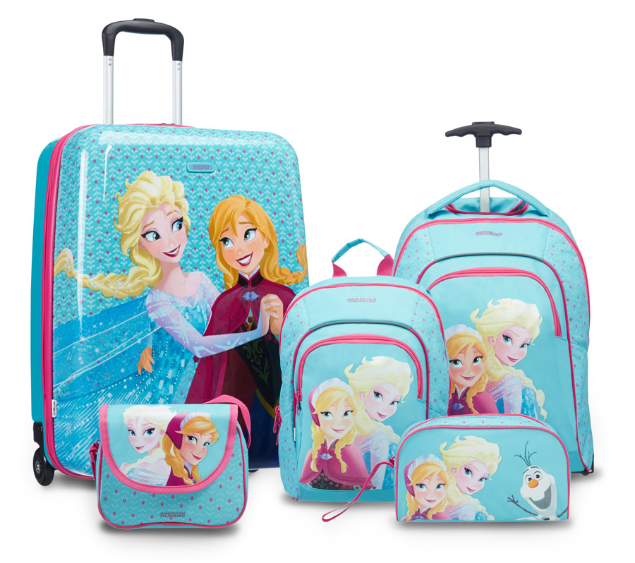 Maletas para niños Frozen Disney