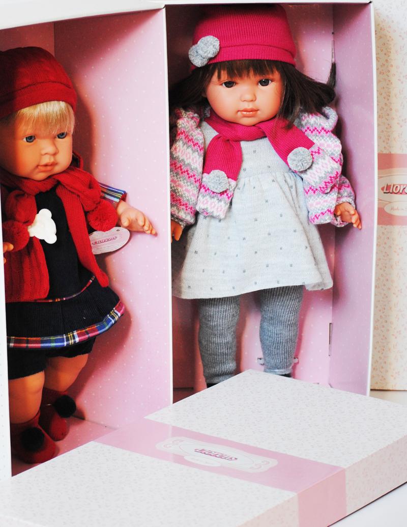 Muñecas Llorens - Muñecas españolas clásica hechas a mano