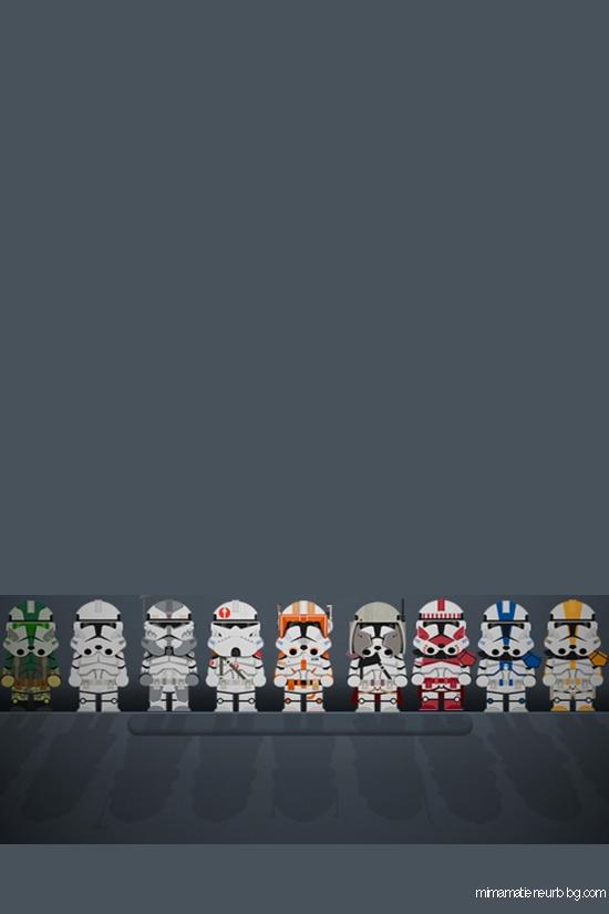 Fondos pantalla Star Wars iphone background