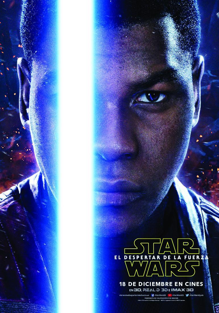 Star Wars El Despertar de la Fuerza - Finn