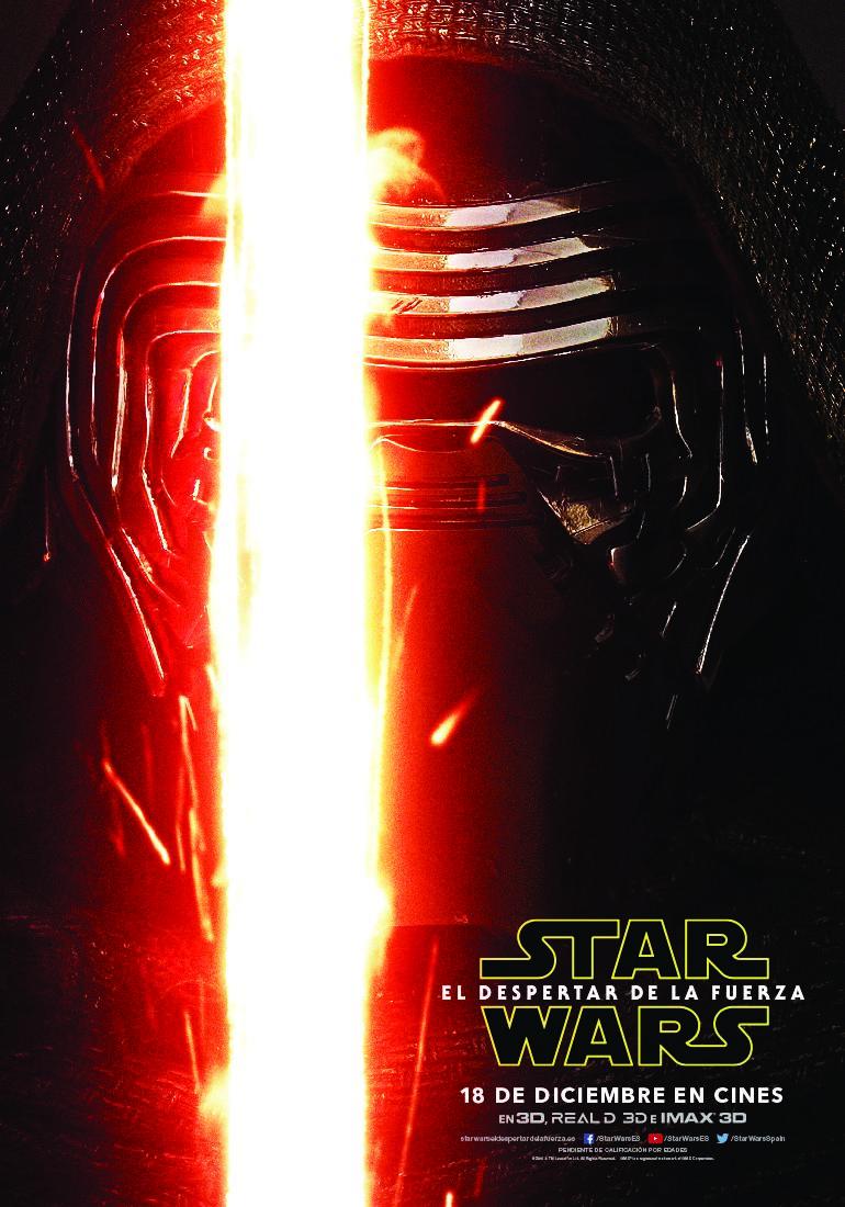 Star Wars El Despertar de la Fuerza - Kylo