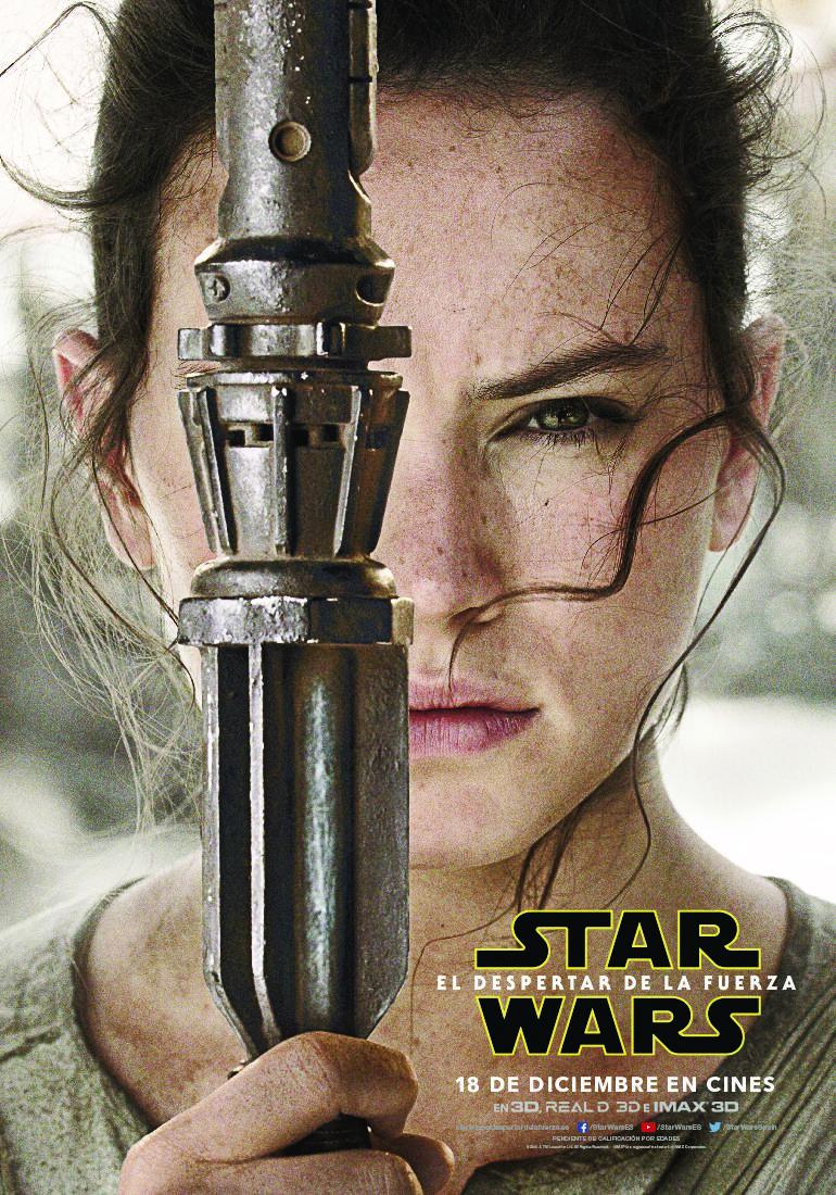 Star Wars El Despertar de la Fuerza - Rey