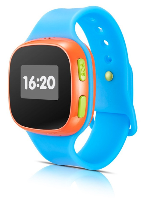Alcatel One Touch CareTime - Reloj Smartphone para niños