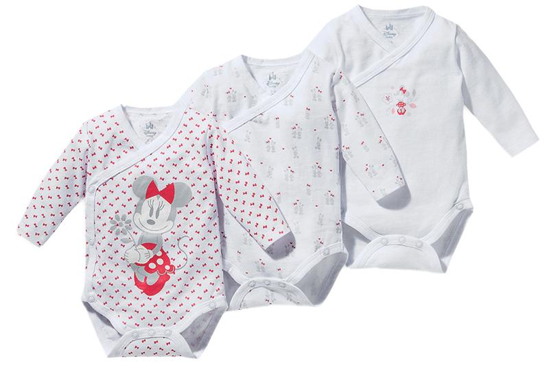 Disney Baby Body Ropa Bebé Moda niños