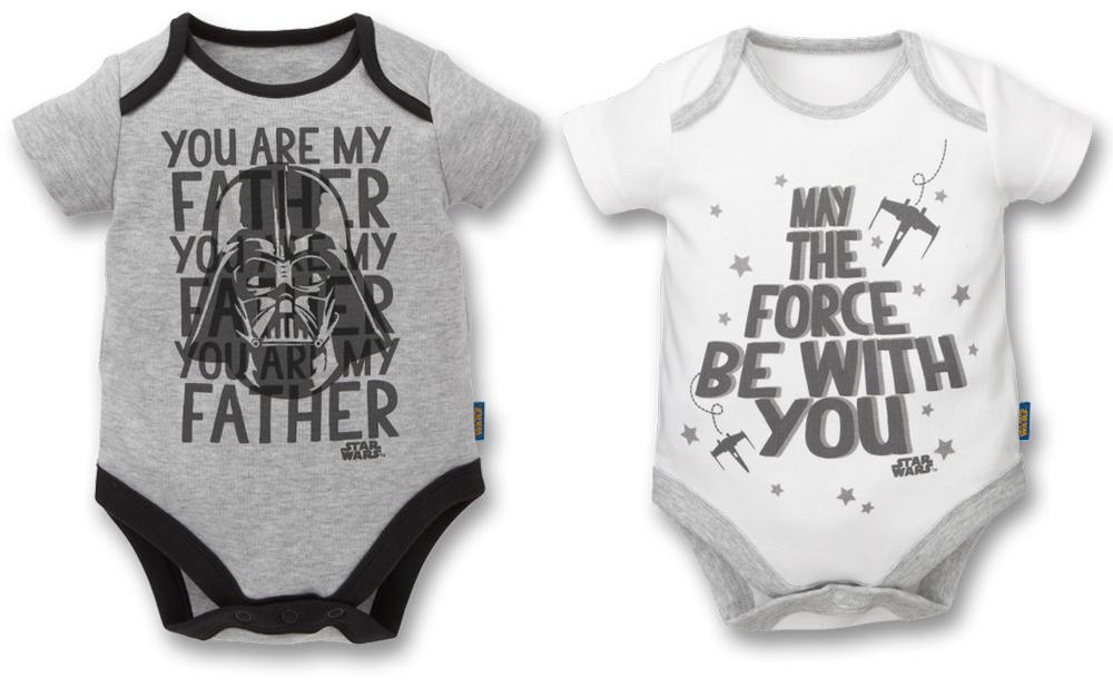 Disney Baby ropa bebé Star Wars