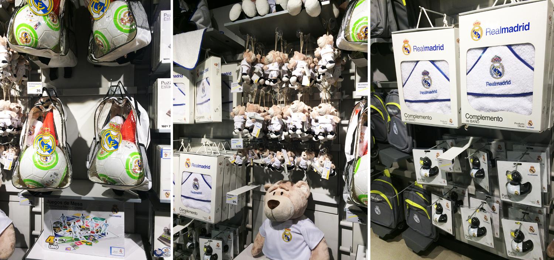 Tour Bernabéu - Planes con niños - Museo Real Madrid Tienda oficial