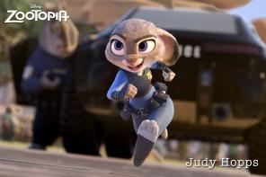Zootropolis - Conejita Judy Hopps