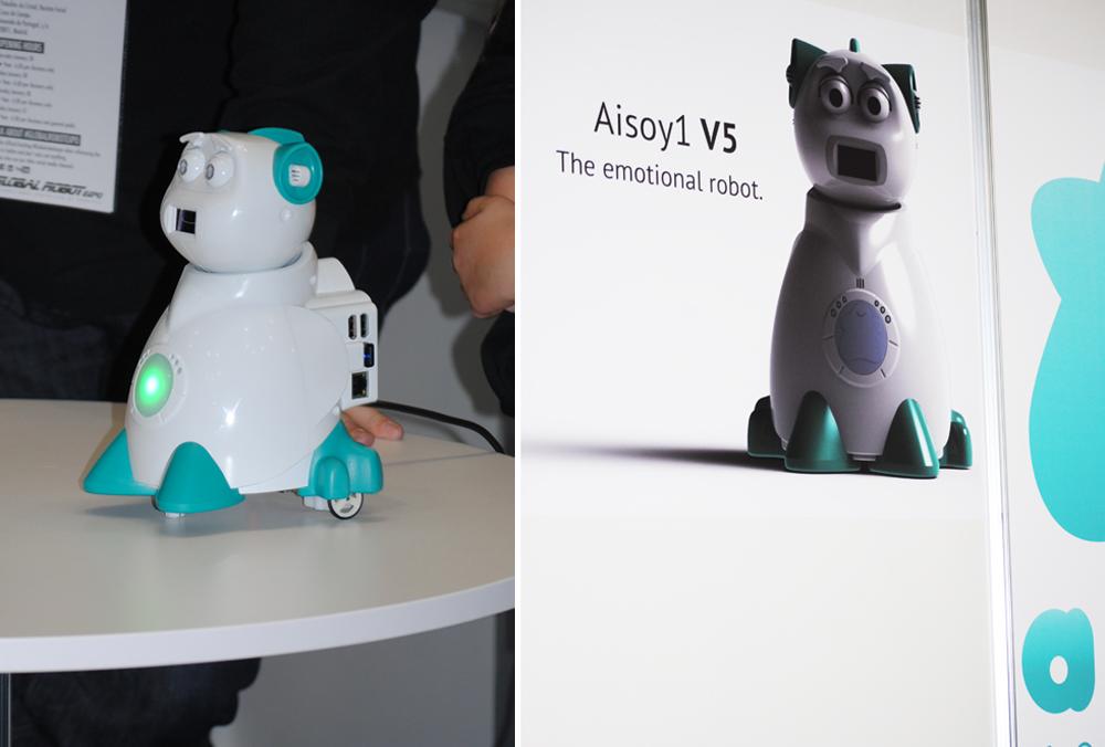 AISOY V5 ROBOT NIÑOS