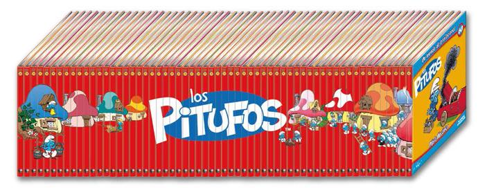 Colección Los Pitufos Profesiones - Planeta Agostini