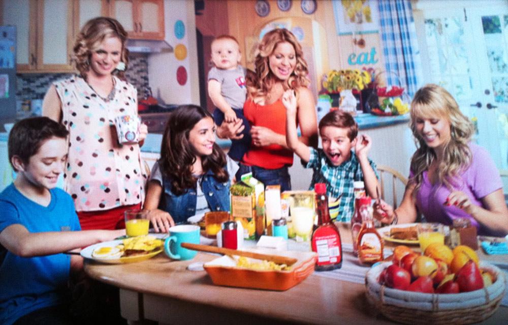 Madres forzosas Padres forzosos Netflix Serie