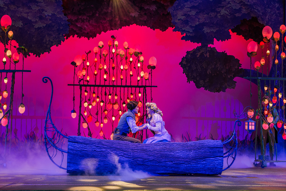 The Forest of Enchantment: A Disney Musical Adventure Disneyland Paris Espectaculos Horarios