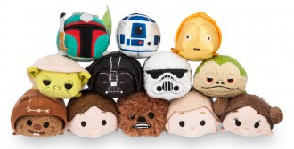 DISNEY TSUM TSUM STAR WARS LEIA
