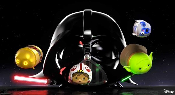DISNEY TSUM TSUM STAR WARS
