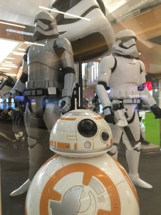 STAR WARS EXPO 2016 MAJADAHONDA MADRID CC EQUINOCCIO