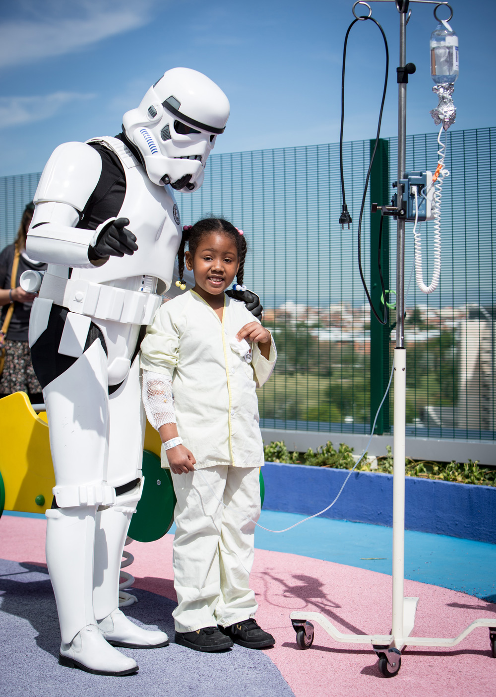 Star Wars Day Legion 501 Hospitales Niños