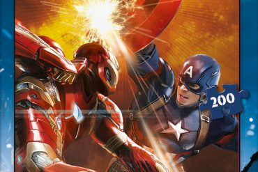 puzzle civil war capitan america sorteo