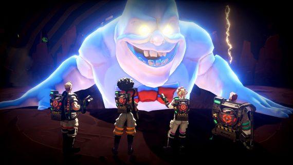 Ghostbusters cazafantasmas videojuego Activision
