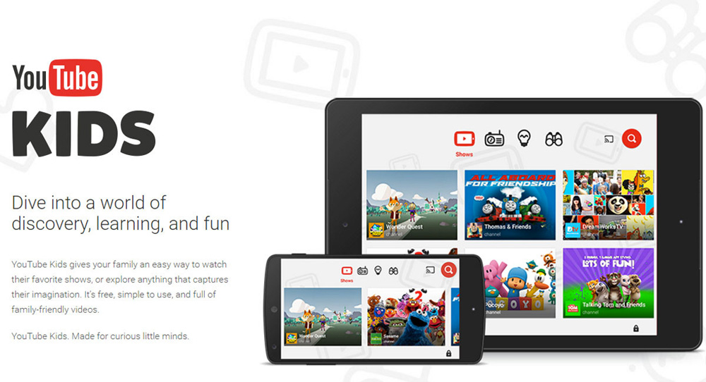 YouTube Kids España
