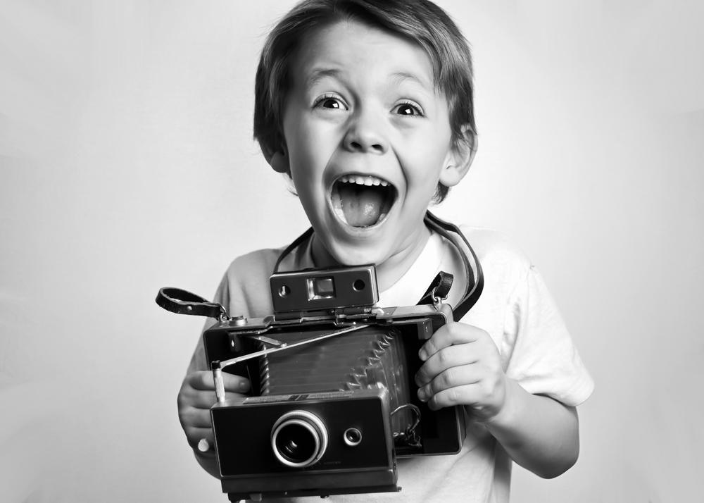 Talleres de cine para niños en Madrid