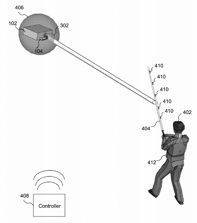 STAR WARS - Disney patenta una empuñadura para entrenar como un Jedi