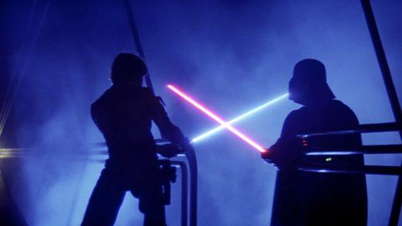 Espada láser Star Wars - Entrenamiento Jedi