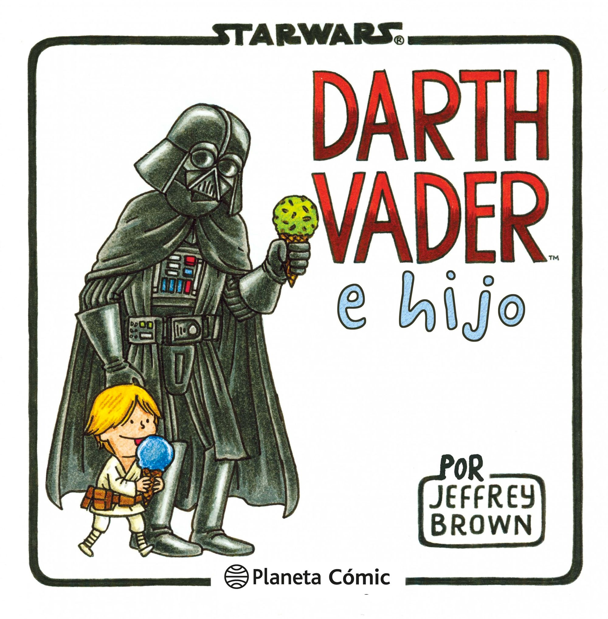 Libros Star Wars: Darth Vader e hijo