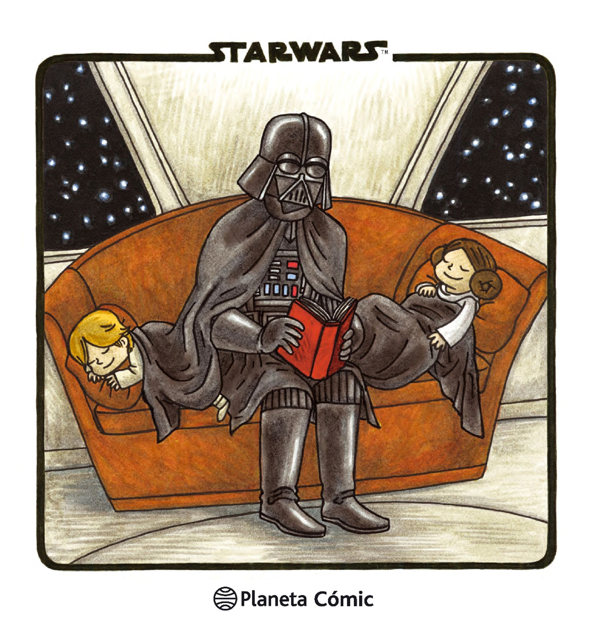 Libros Star Wars: Darth Vader e Hijos