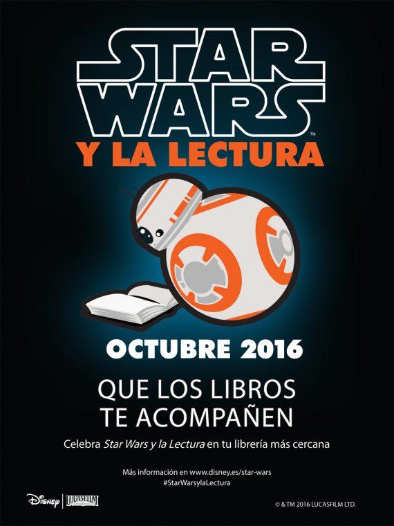 Star Wars y la lectura - 2016
