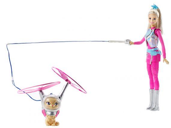 Barbie Gato Volador