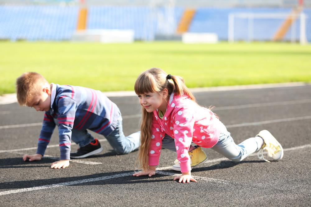 Running infantil - carreras para niños San Silvestre Mini