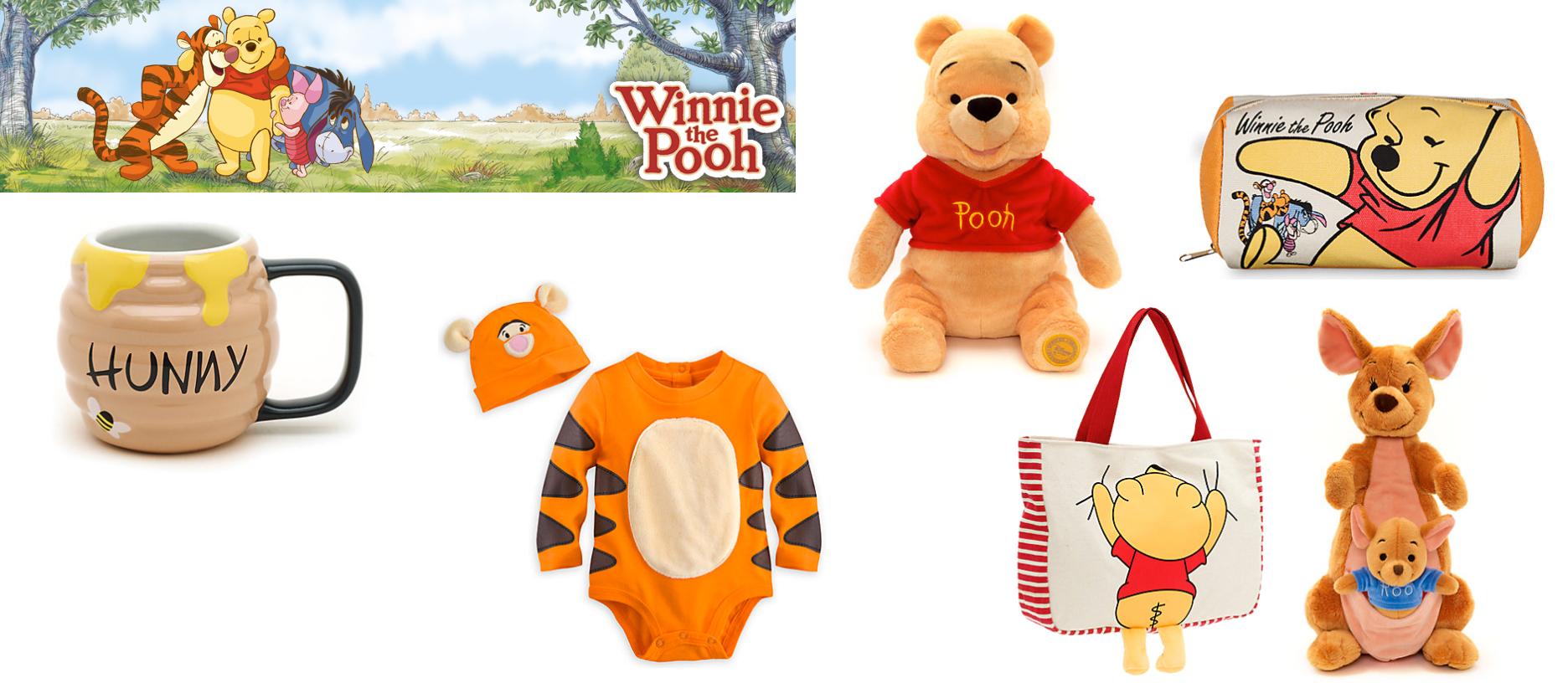 Ideas de regalo Winnie the Pooh Disney
