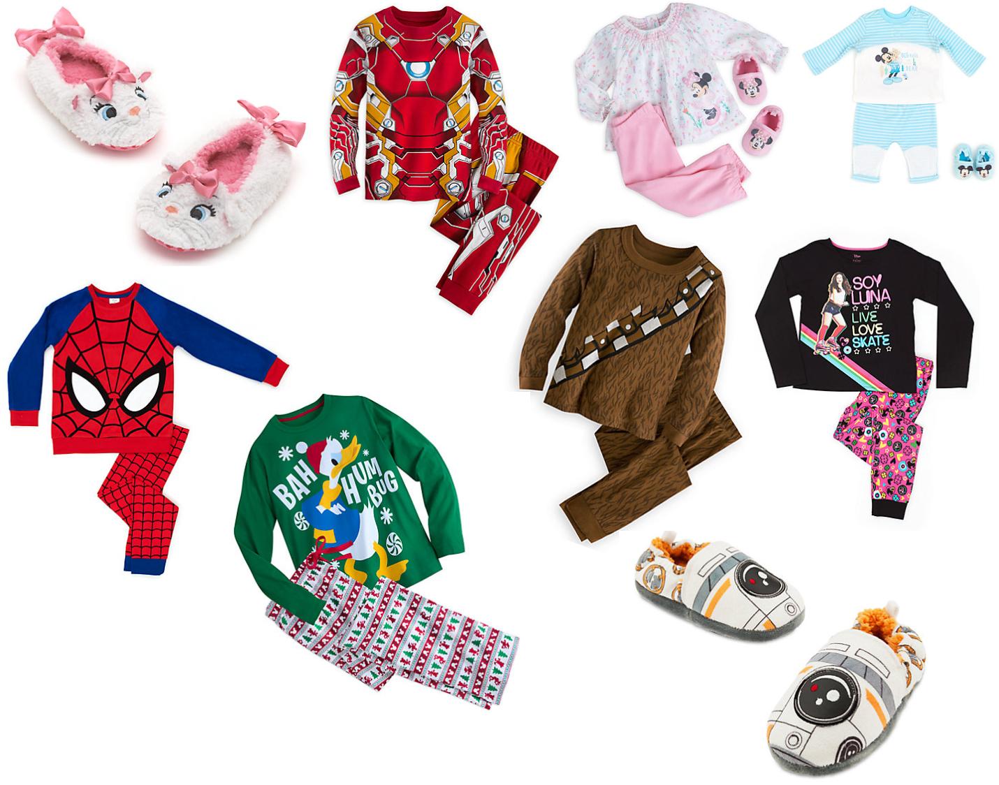 Regalos para niños: Pijamas Star Wars