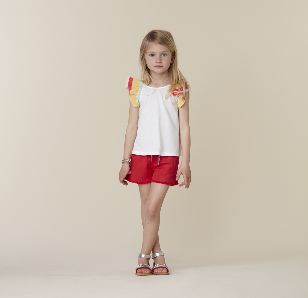 Moda infantil - Niñas - CHLOE SS17 LOOK BOOK
