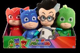 PJ MASKS - Peluches y muñecos