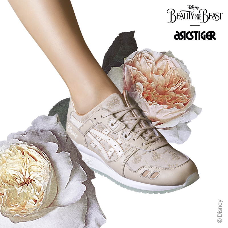 ASICS TIGER - Disney - Beauty and the Beast