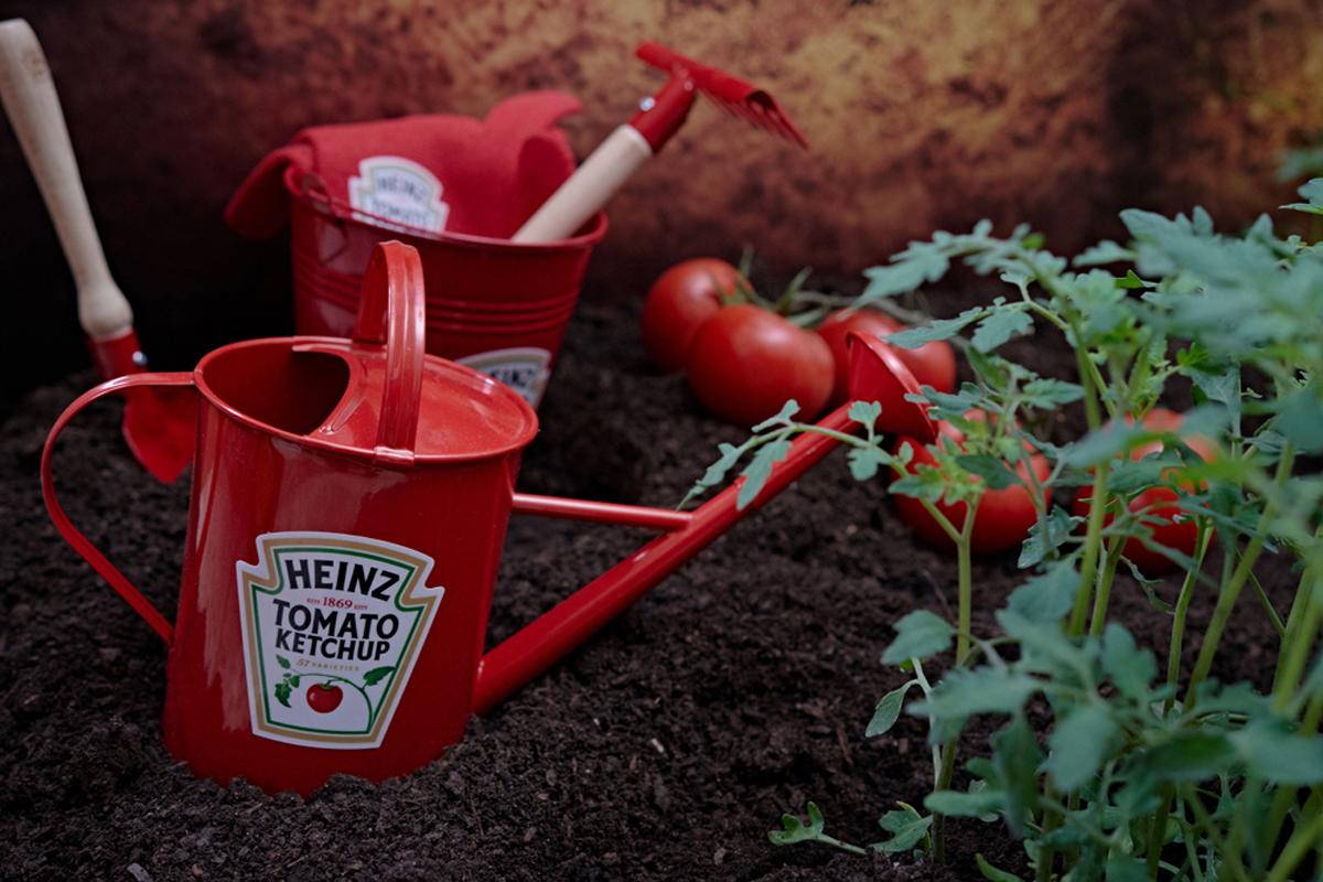 Heinz Cultiva tus Tomates - App Sound & Grow