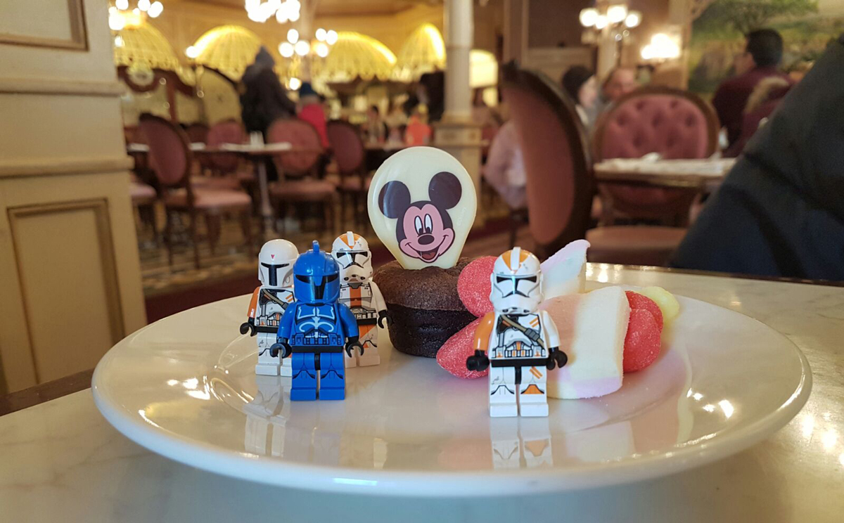 Troopers Lego - disneyland Paris