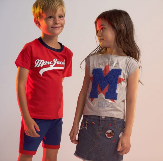 Moda infantil: LITTLE MARC JACOBS