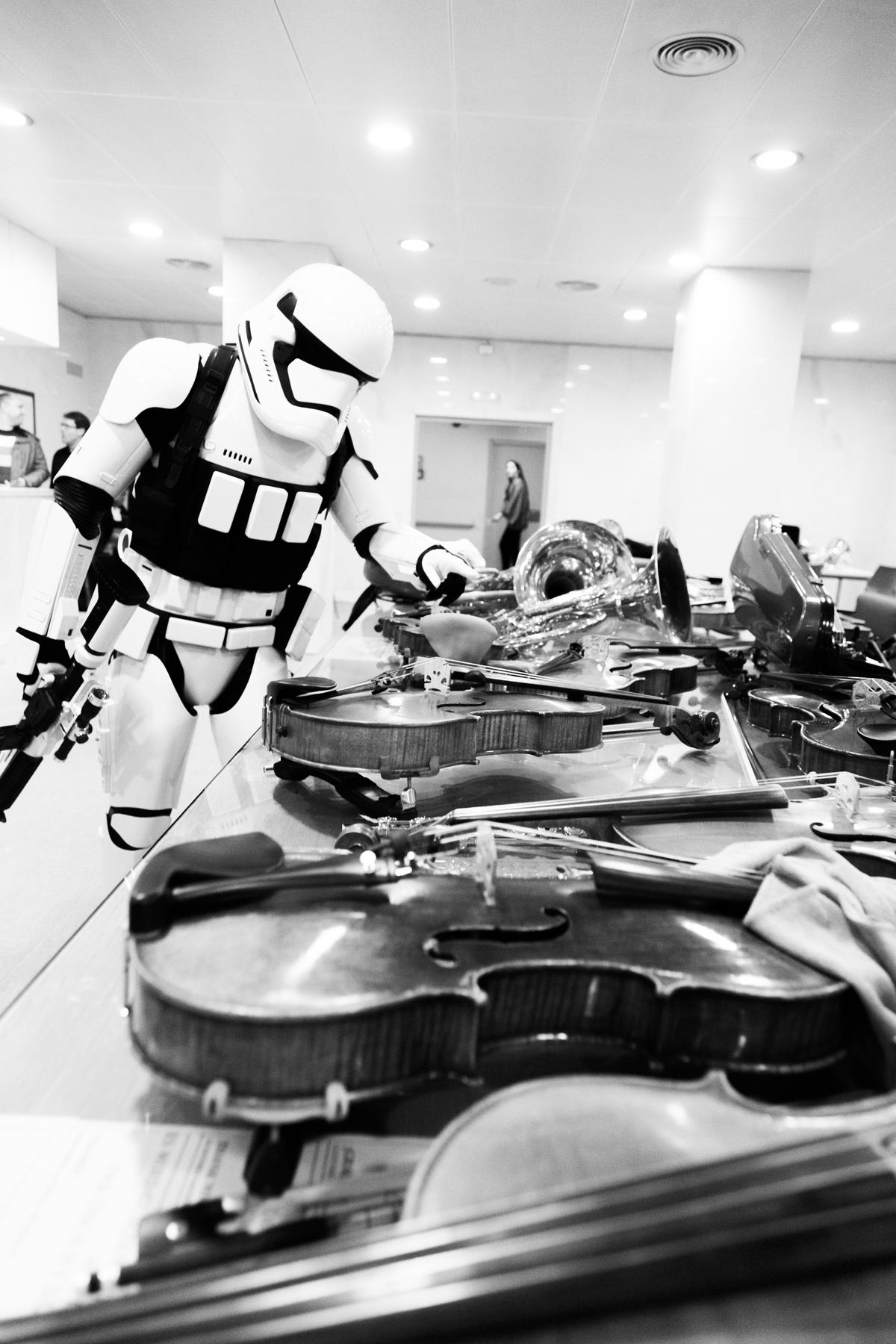 FSO La música de las Galaxias - Conciertos Música Star Wars