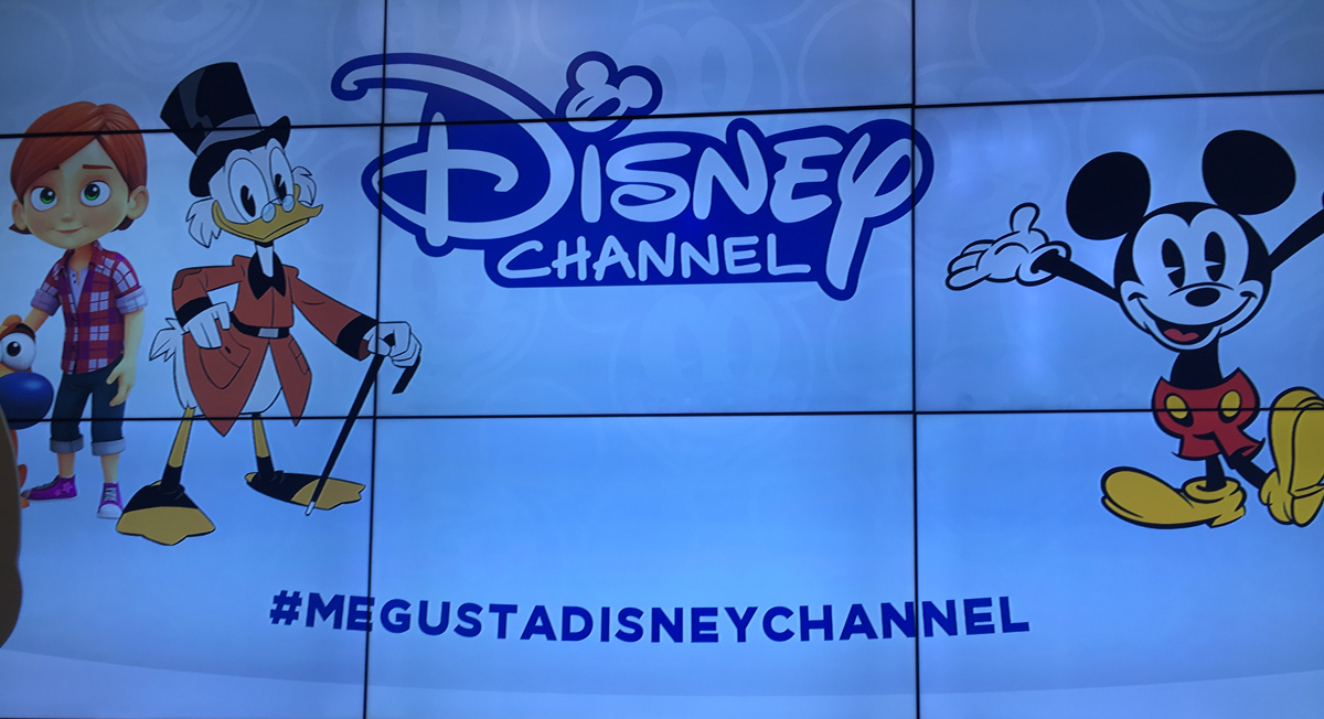 Programación disney channel 2017