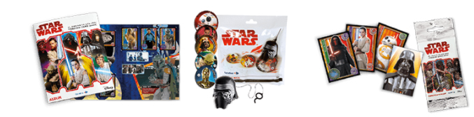 Star Wars Carrefour Juguetes