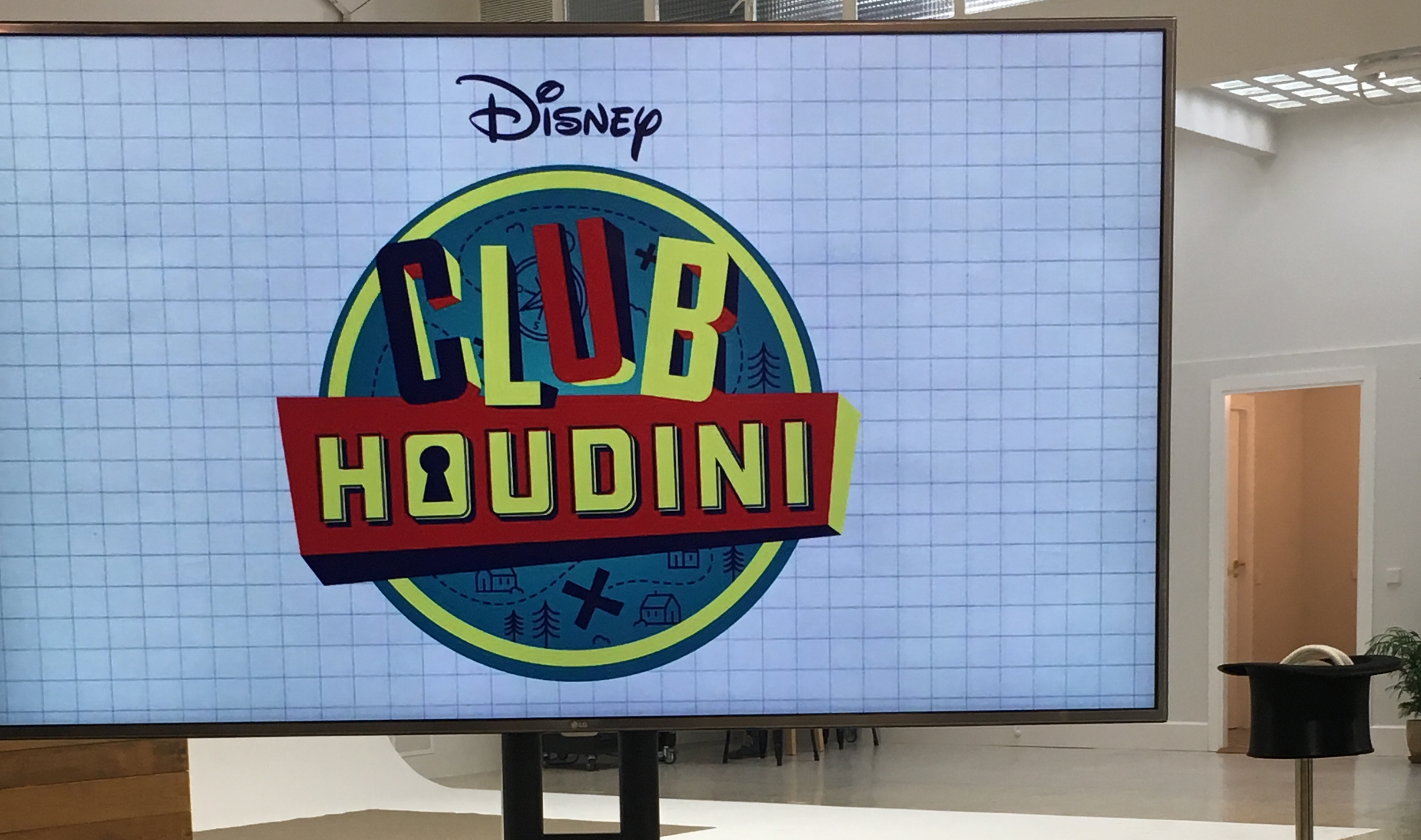 Club Houdini Disney Channel