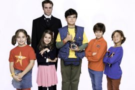 PERSONAJES - Club houdini - disney Channel