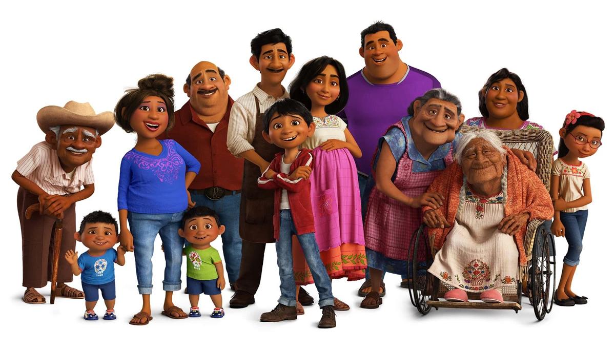 Coco - Disney Pixar familia