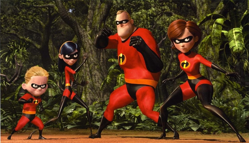 Los increibles 2 - TRAILER - Disney Pixar