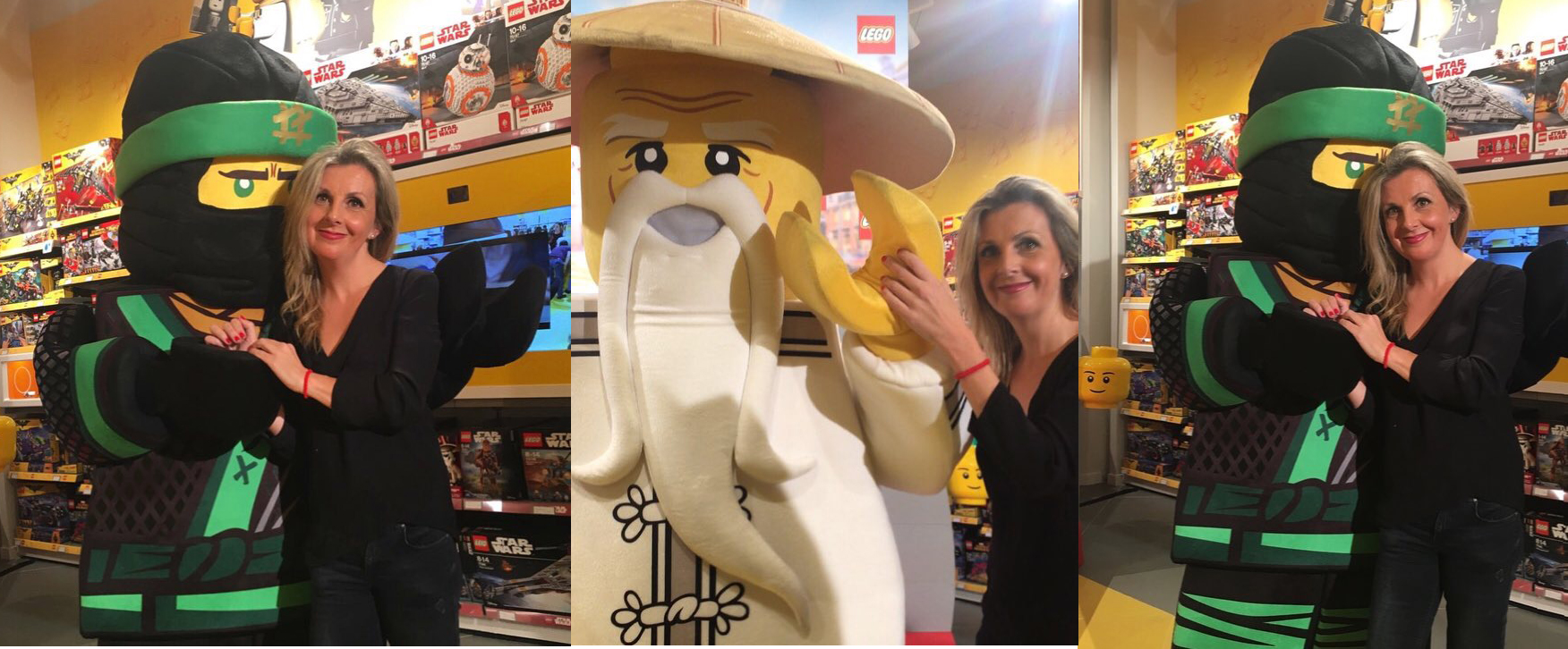 Susana Garcia Mi mamá tiene un blog - LEGO