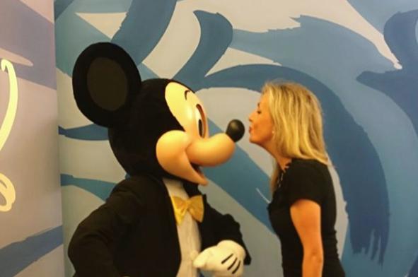 Susana Garcia Movistar Disney